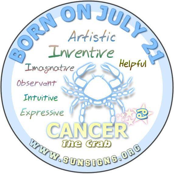 July 21 Birthday Horoscope Personality » Sun Signs
