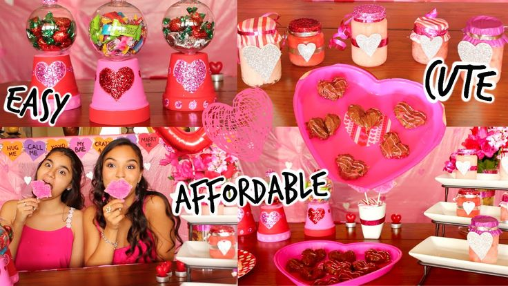 354665a75315a17f3caf371ac1ba65ef valentines day treats valentine day gifts - The season of loooove is around the corner and I have some fun and affordable pr...