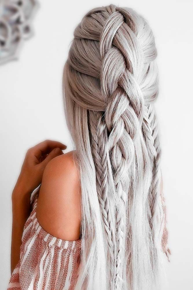 Different Types of Braids to Amaze Everyone ★ See more: http://lovehairstyles.com/different-types-of-braids/