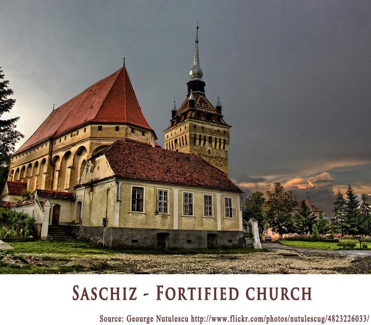Saschiz Fortified Church   https://www.facebook.com/FromTransylvaniaWithLove