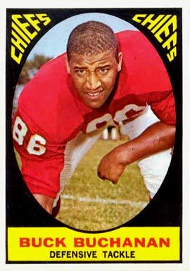 Buck Buchanan - 1967 Topps #71