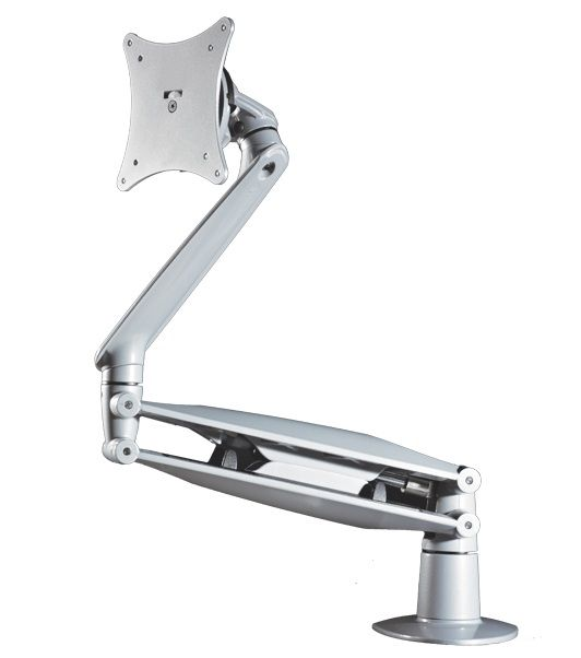 Cygnus Monitor Arm - Product Page: http://www.genesys-uk.com/Ergonomic-Products/Monitor-Arms/Cygnus-Monitor-Arm-Cygnus-Monitor-Mount.Html  Genesys Office Furniture - Home Page: http://www.genesys-uk.com  The Cygnus Monitor Arm offers all the benefits you would expect of a premium adjustable gas lift arm with the added benefit of an extensive range of useful features to further enhance its function, making life in a busy working office more comfortable and aesthetically pleasing.