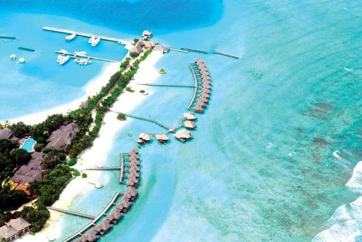 Maldives là một quần đảo du lịch rộng lớn.