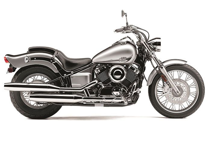 2014 Yamaha V-Star 650 Custom                              …