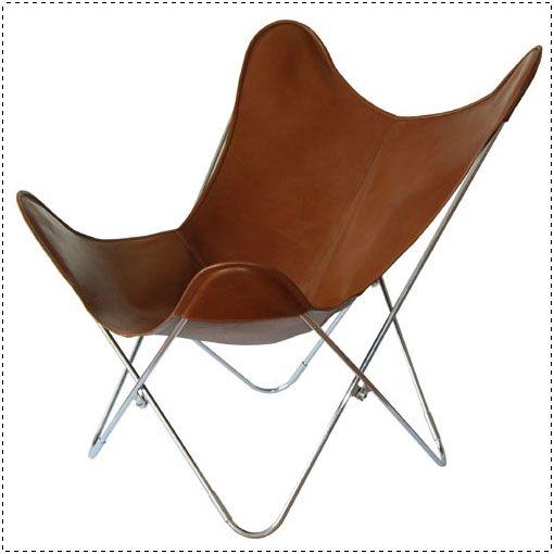 B.K.F.  butterfly chair