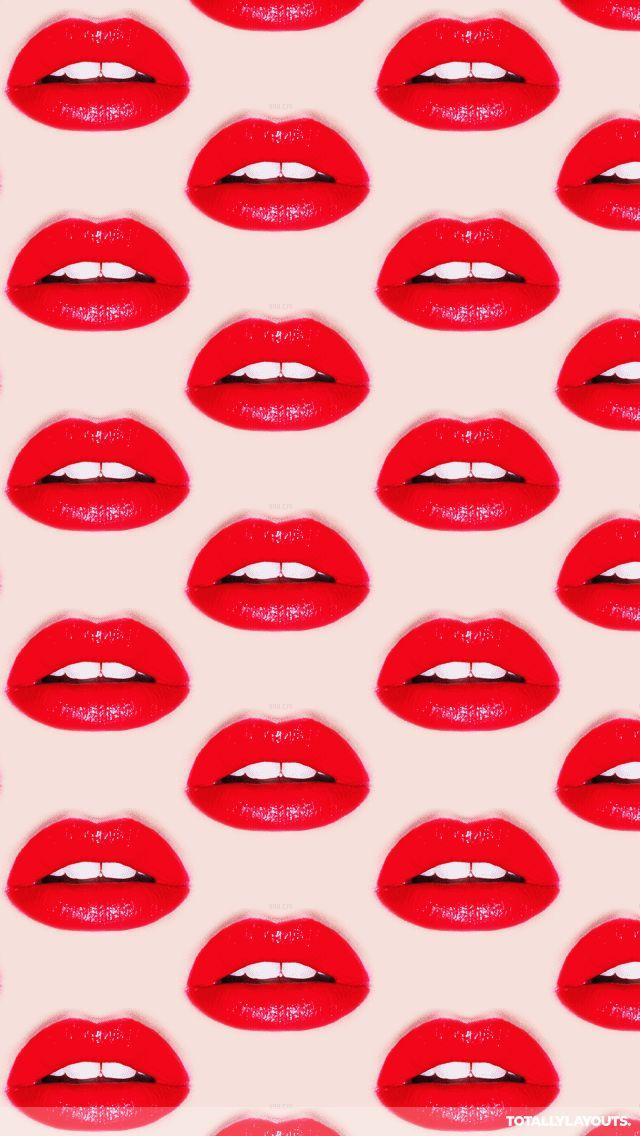 Lips Tumblr Background