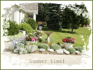 YARDEN COLLECTIONS: Summer time - by Sandra Foster.