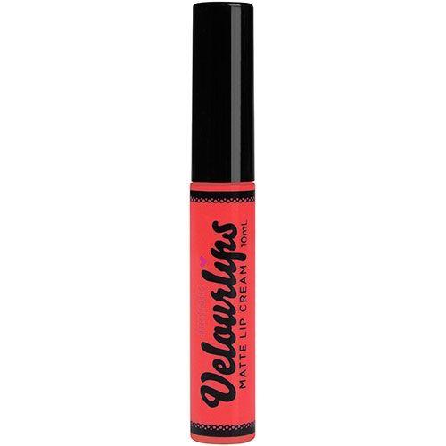 Australis Cosmetics Matte Velourlips Lip Cream in Mi-A-Mee (peachy coral pink). $10.49