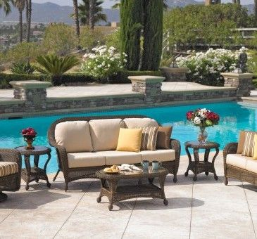Furniture Collections U2022 NorthCape International, Inc Available At  Www.OutdoorRooms.net · Wicker SofaOutdoor ...