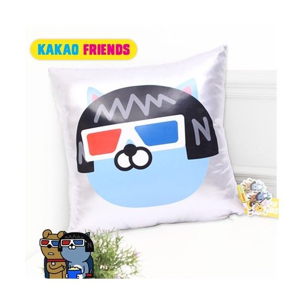 KAKAO FRIENDS - OFFICIAL GOODS : NEO BLING BLING CUSHION