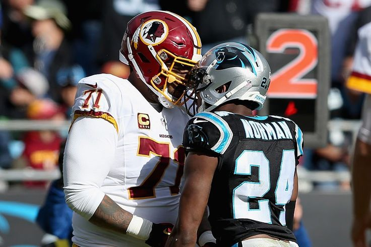 Josh Norman Signs Most Lucrative Cornerback Contract Ever