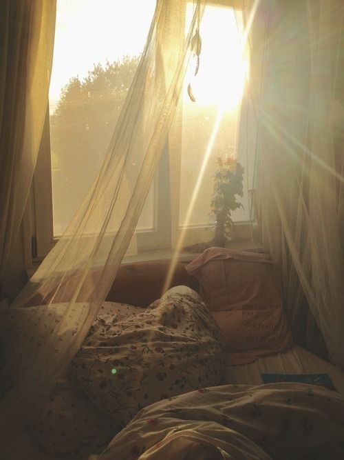 It's that kind of light that makes you want to get up in the morning and start a new day. #aritziacleanslate