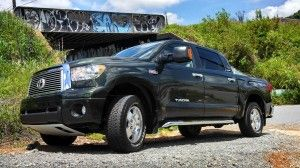 The LivingVroom.com Ride of the Week is a 2013 Toyota Tundra Crewmax Limited 4x4.