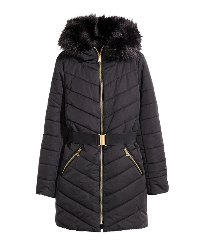 9 Under $200 Winter Coats That Look Insanely Expensive - H&M  - from InStyle.com
