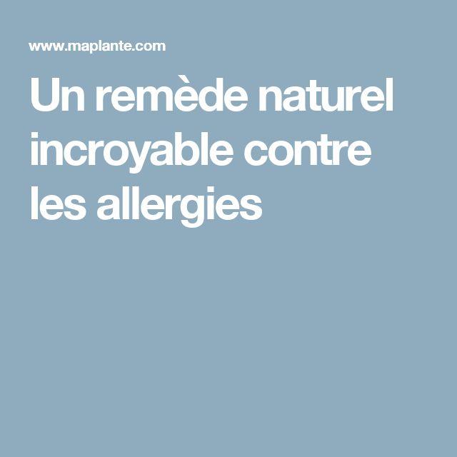 Les 25 meilleures id es de la cat gorie rem des contre les allergies sur pinterest avantages - Remede contre les moucherons ...