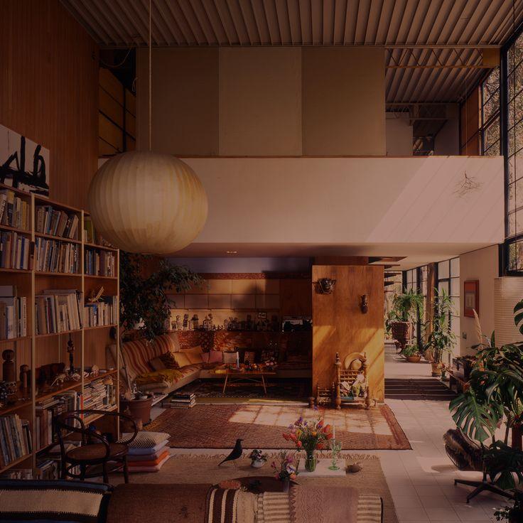 Eames Home LA