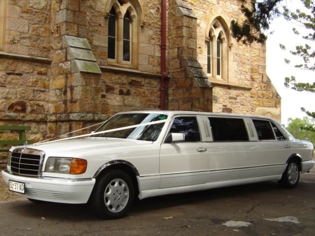 Mercedes 7 seat Stretch Limousine