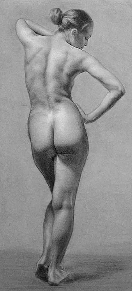 Figure Study by WoodyLWG.deviantart.com on @deviantART