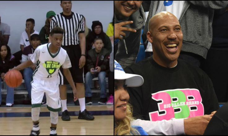 LaVar Ball tried to cut down LeBron James' ultra-talented son with atrociously twisted logic