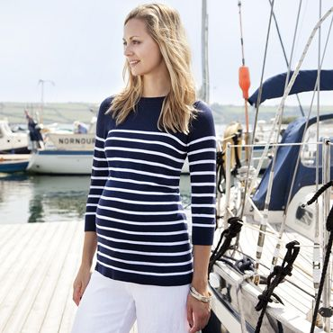 Classic Breton Maternity Jumpers, Maternity Bestsellers, Maternity Clothes