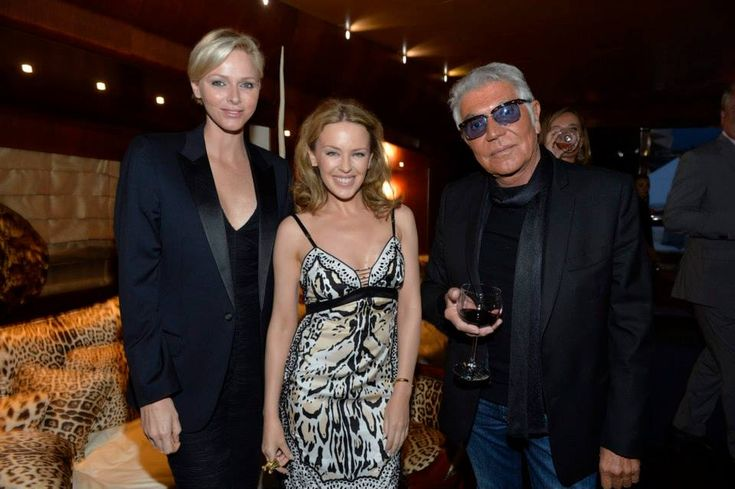 Cannes 2013:Roberto Cavalli party @Nobeltec - Have you heard about our App? More info at app.nobeltec.com