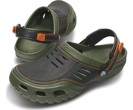 9 best mak hunting and fishing images on pinterest deer for Crocs fishing shoes