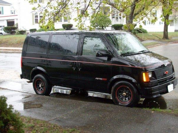 1994 Chevrolet Astro Penger Van Extended