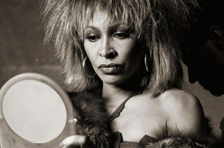Tina Turner   Forrás: boredpanda.com