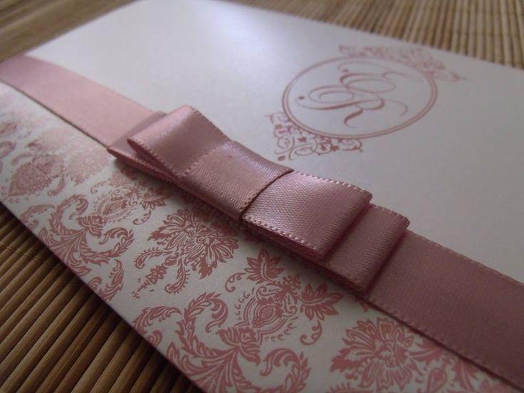 Convite de Casamento modelo - Chuchu Conviteria
