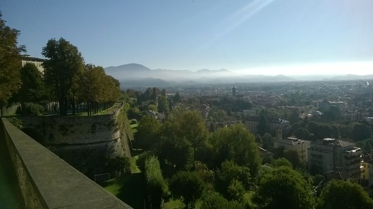 Nice View From Porta San Giacomo...!