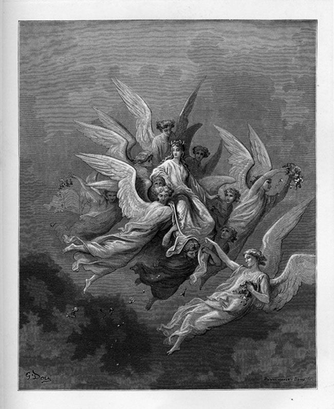 an analysis of the christian themes in purgatorio by dante alighieri Canto 1 it is just before dawn on easter sunday, april 10, 1300 when dante and virgil arrive on the shores of the island-mountain of purgatory (see purgatory.