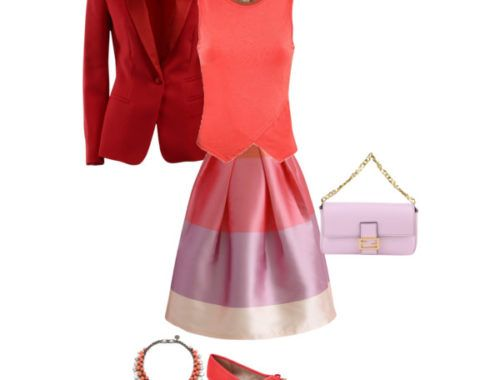 How To Wear Coral Pink For A Toned Summer(Soft Summer Light)