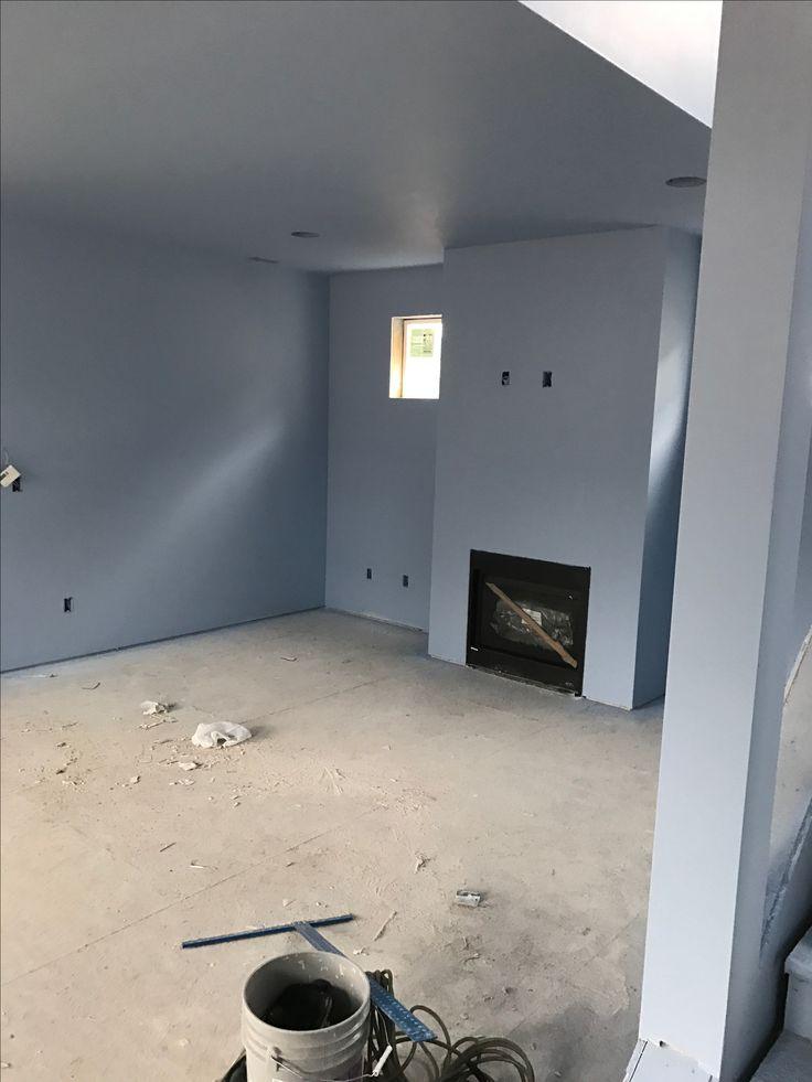 Sherwin Williams Blissful Blue Paint Blue Bedroom