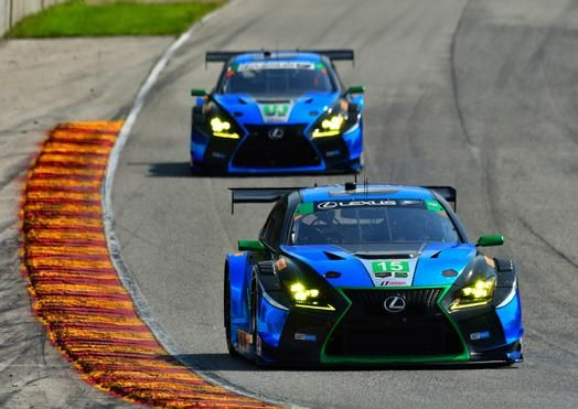 RC F GT3s Record Top-10s at Road America | Toyota USA Newsroom RC F GT3s Record Top-10s at Road America Read more http://ift.tt/2wr7EJg #Lexus #News #LexusNews #LexusJacksonville #Jacksonville #Lexus #Florida