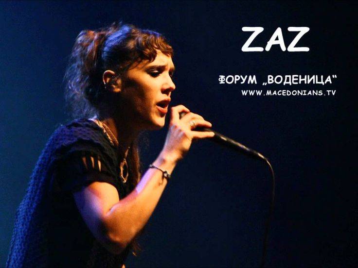 """...""""The Best of ZAZ"""" (35 minutes, 10 songs)... via YouTube"""