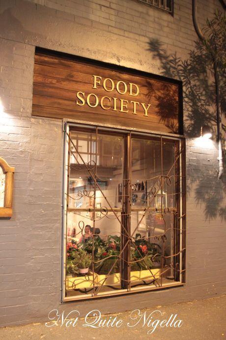 food society darlinghurst**