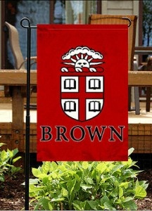 "Brown University, Providence, Rhode Island. Yeah, I am able to say in conversation, ""I took a writing course at Brown…"""