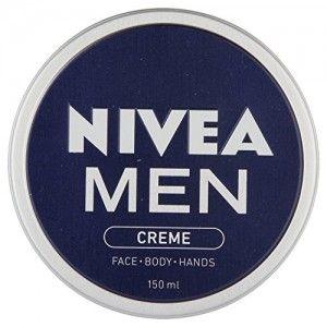 NIVEA Men Creme 150 ml - Pack of 5