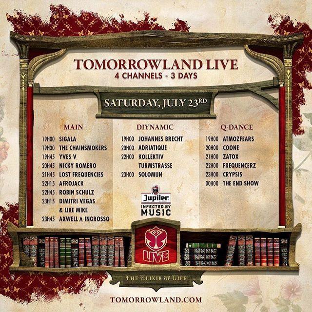 ▶️http://live.tomorrowland.com/int/en