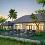 Villa Walanda is a ground floor villa with 2 bedrooms, 2 bathrooms and a guest toilet. This villa can be extended with an additional built-i...