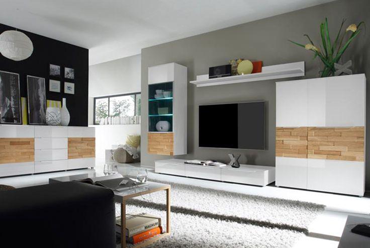 204 best wohnzimmer wandgestaltung streichen images on Pinterest - großes bild wohnzimmer