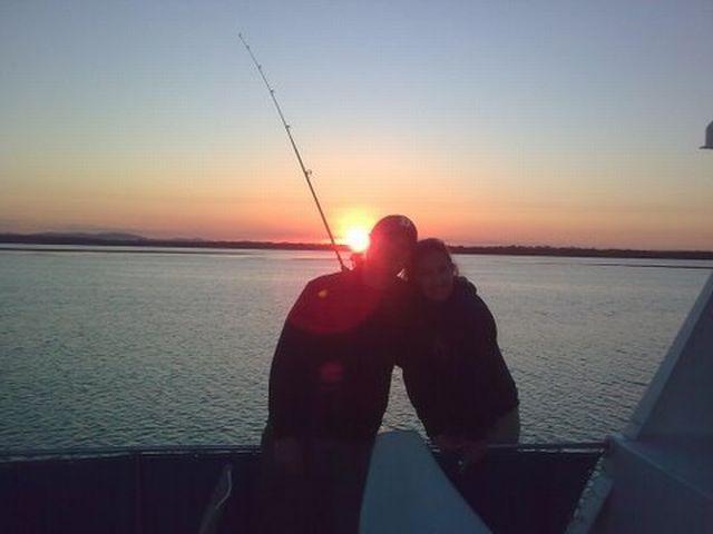 Sunset on a Coomera Houseboat.  #sunset #coomerahouseboats   #Goldcoast  #houseboat  #holiday  #holidays  #boating  #fishing  #Houseboating