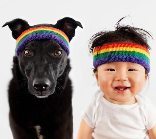 La Stampa - Zoey e Jasper, amicizia negli scatti fotografici
