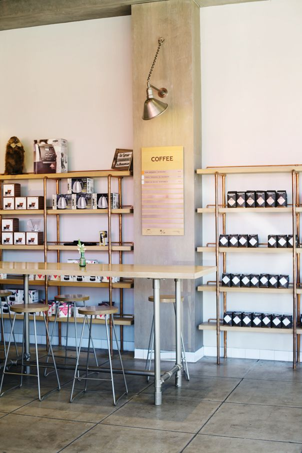 Girl About Town: Handsome Coffee Roasters in Los Angeles, CA | theglitterguide.com