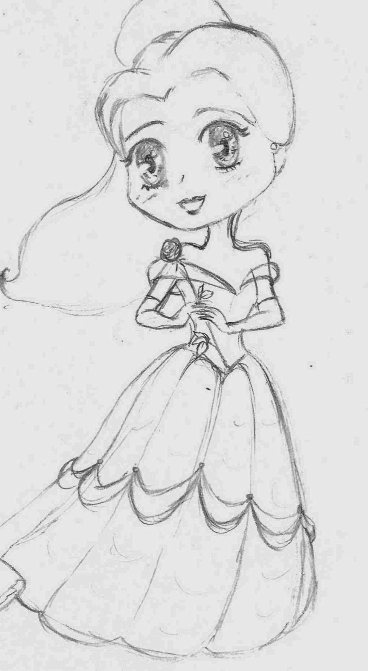 L 39 original de belle les dessins de la collection - Dessin princesse ...