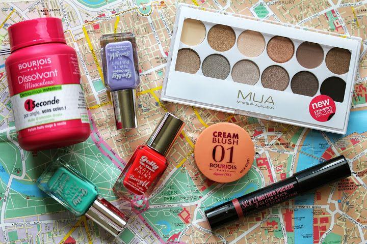 UK Beauty Shopping List | Vivianna Does Makeup -
