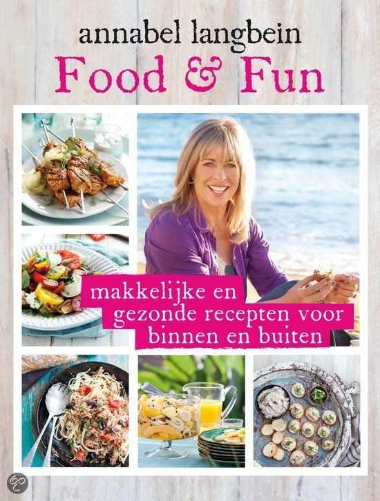 bol.com | Food en fun, Annabel Langbein | 9789000339785 | Boeken