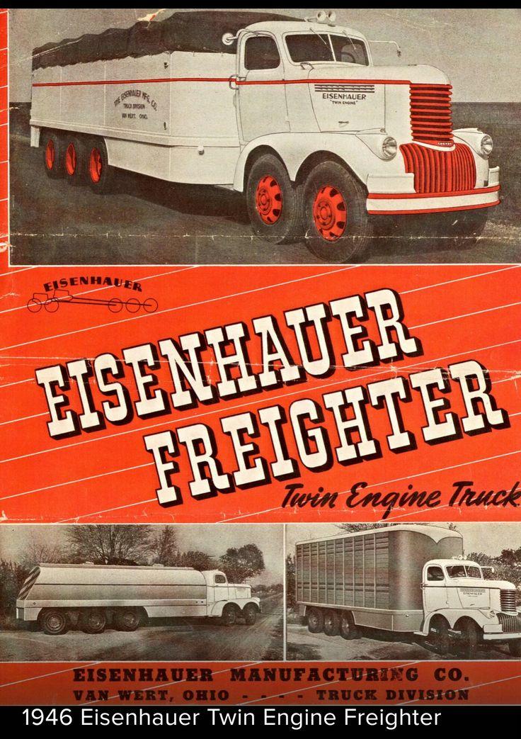 1946 Eisenhauer Twin Engine Freighter