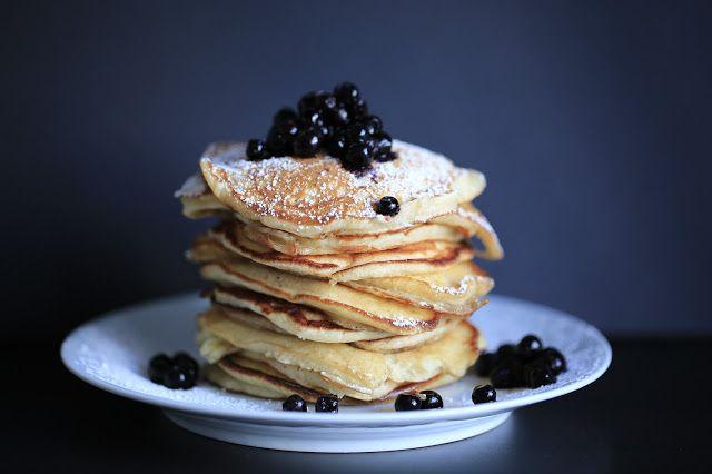 majas kokvrå: Amerikanska pannkakor