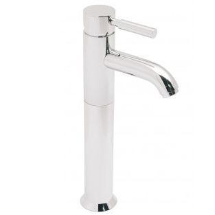 Vado Origins single lever bathroom mixer tap with pop up waste for deck mounting.  #single #lever #taps